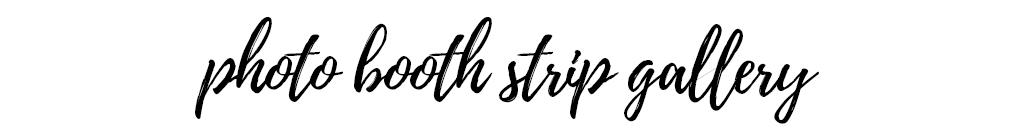 Photo Strip Gallery