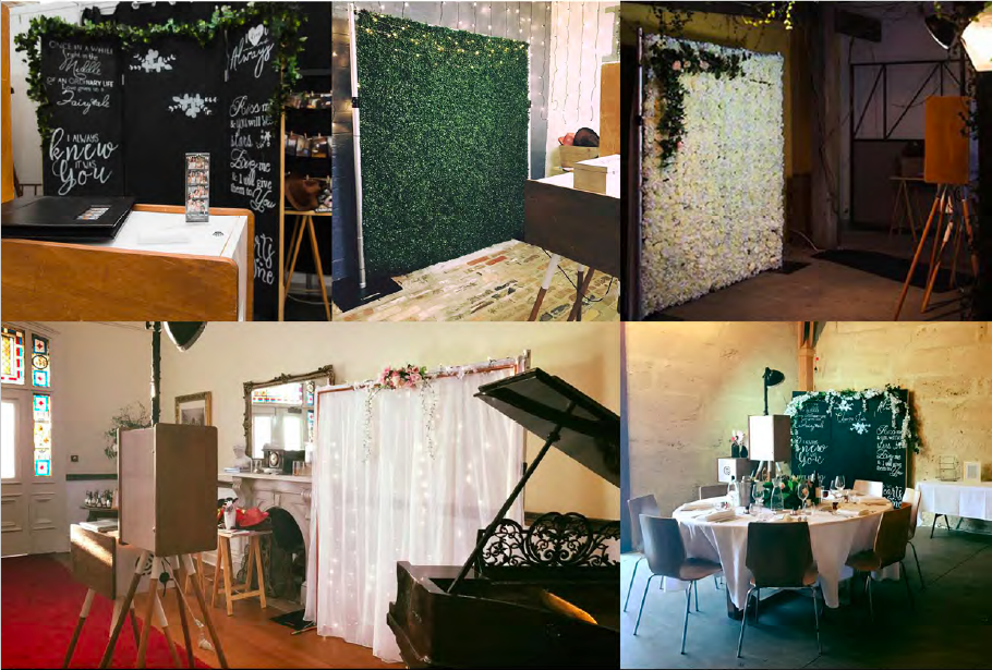 Central Victoria Photo Booth Hire